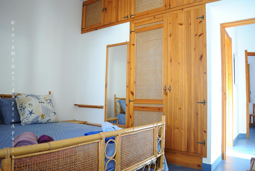 Linda Apartment Master Bedroom