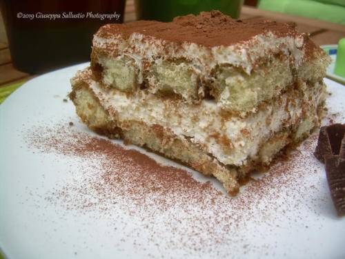 Home made Tiramisù